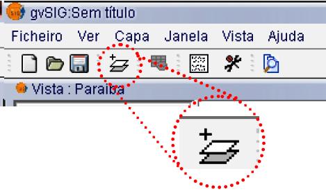 """Para inserir o arquivo para visualização, clique no ícone """"Adicionar Capa"""""""