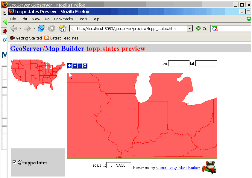 Disponibilizar um Shapefile no GeoServer