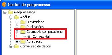 Geometria Computacional - Convex Hull