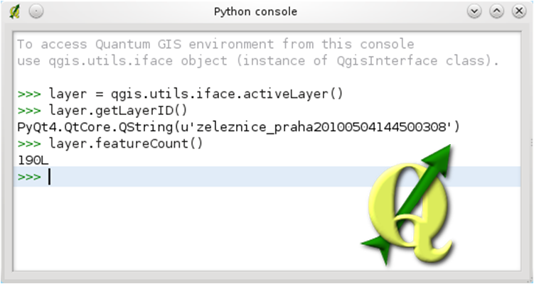 Descubra como Desenvolver em Python para o Quantum Gis