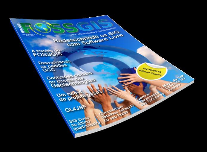 Revista FOSSGIS Brasil