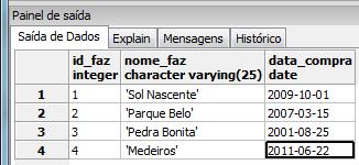 Importando Arquivos TXT para PostgreSQL