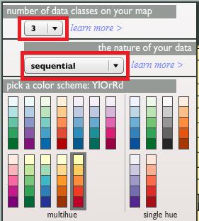 ColorBrew - Etapa 1